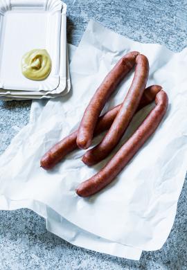 Käsegriller - die kleine Variante der Käsekrainer