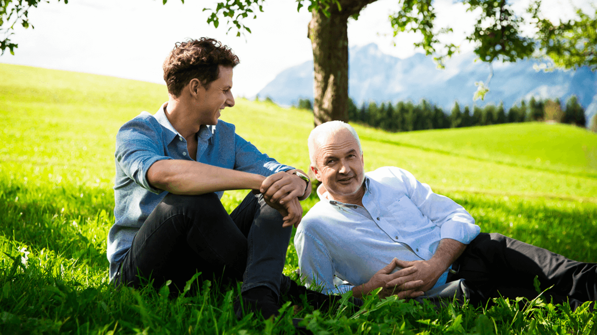 MetzgerundSohn: Vater und Sohn